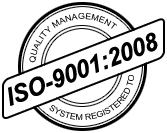 ISO 9001:2008 Certified Quality Management System