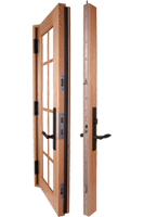 Sentry Mutli-Point Hinged Patio Door System