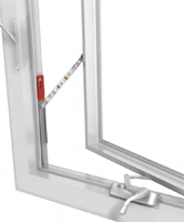 Truth Hardware SafeGard Casement Window Opening Control Device (WOCD)